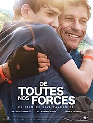 """Passion cinéma et soirée montagne: """"De toutes nos Forces"""" à l'affiche"""