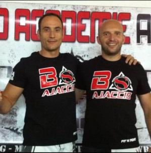 Thommas, Artily, Gourier : Le trio gagnant la Bushido Académie d'Ajaccio