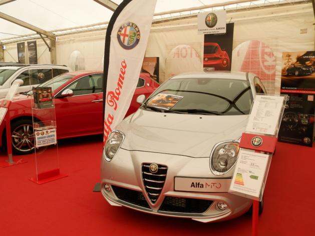 Ajaccio : Tapis rouge pour le salon de l'auto