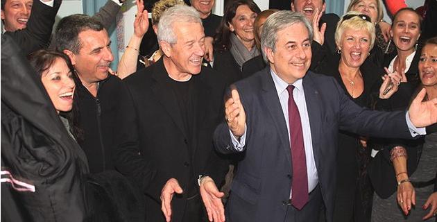 """Victoire  historique pour Ange Santini et la liste """"Unis pour Calvi"""