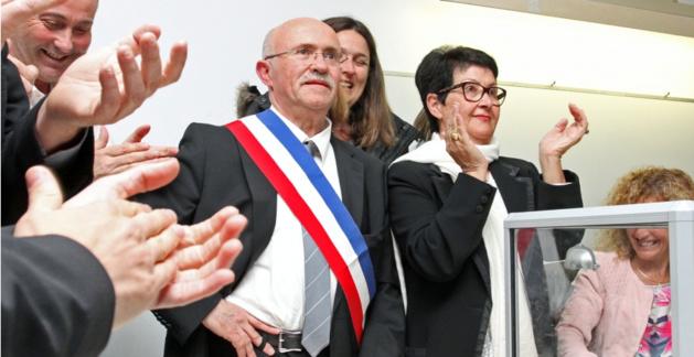 Francis Giudici : Réélu à Ghisonaccia. (Photo SG)