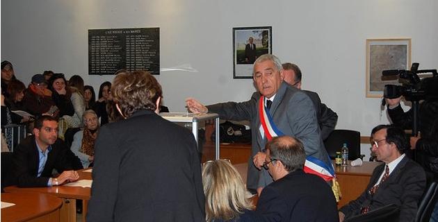 Jean-Jo Allegrini-Simonetti a fait front face à Hyacinthe Mattei