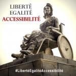 L'APF demande aux candidats de s'engager pour l'accessibilité !