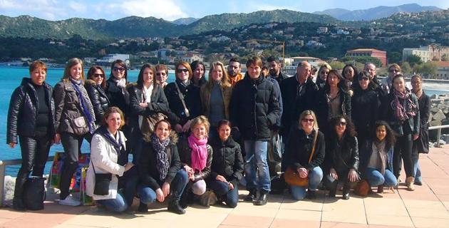 Un Eductour pour promouvoir la Corse toute l'année
