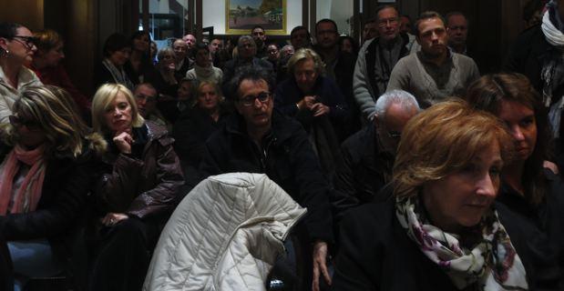 Municipales : La liste d'union Simeoni-Tatti-Milani présente son projet pour Bastia