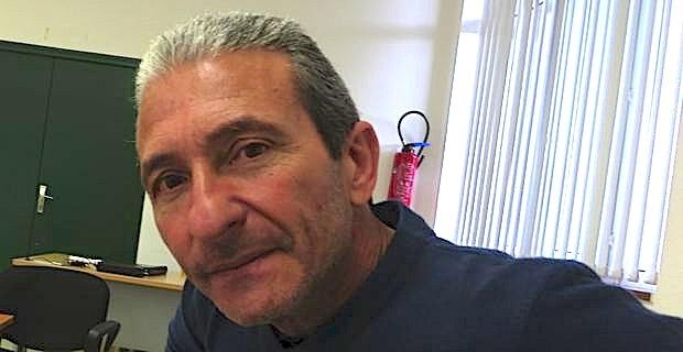 Joseph Colombani, président de la Chambre d'agriculture régionale.