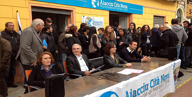 Aiacciu Cità Nova : « Nous ne sommes ni forces d'appoint ni porteurs d'eau ! »
