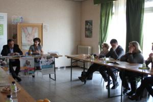 table ronde France Alzheimer