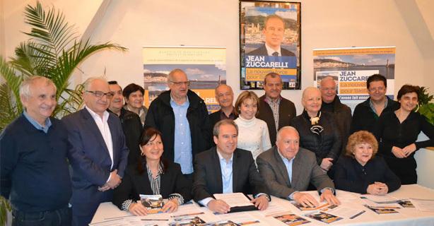 Dernière conférence de presse avant le meeting de ce vendredi au théâtre municipal de Bastia