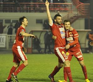 Le GFCA s'incline à Luçon (1-0)
