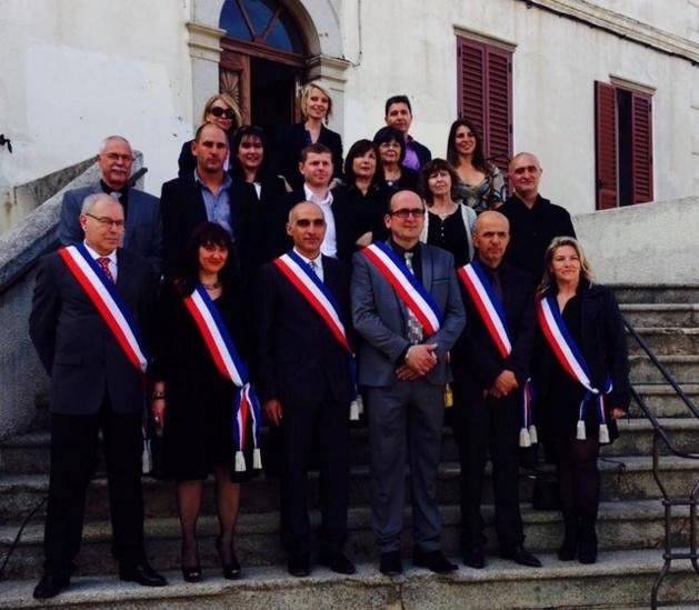 Un nouveau mandat pour Pierre Guidoni à Calenzana