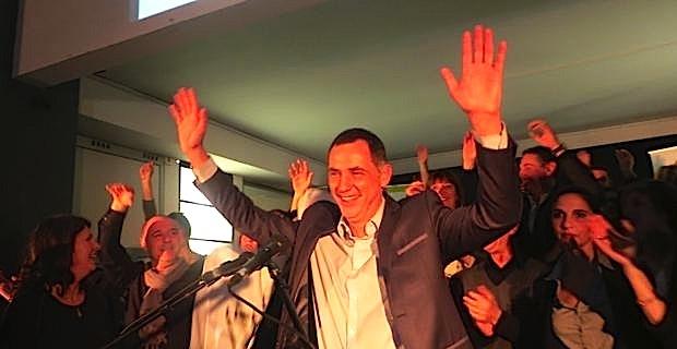 Le nouveau conseil municipal de Bastia