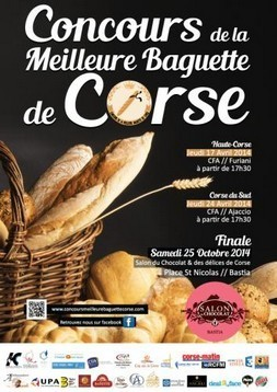 Meilleure baguette de Corse : Jouez et gagnez de nombreux lots avec CNI