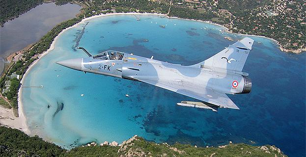 Intense activité aérienne à la BA 126 de Ventiseri-Solenzara