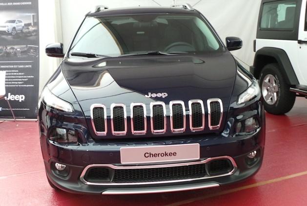 Salon de l'auto de Bastia : Le Cherokee et le Rav 4 en vedette