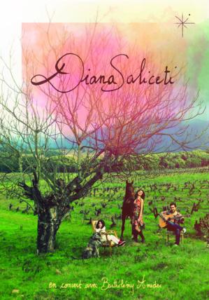 Diana Saliceti en concert à l'Espace Diamant