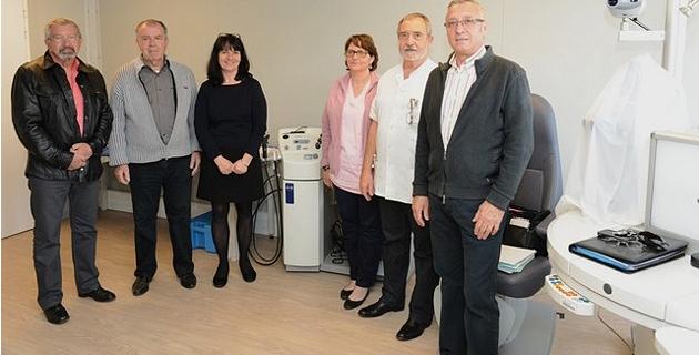 """L'association """"La Nuit Calvaise"""" fait don de matériel médical au CH de Calvi-Balagne"""