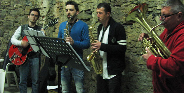 Bastia : Avec Armonia une pratique musicale accessible à tous