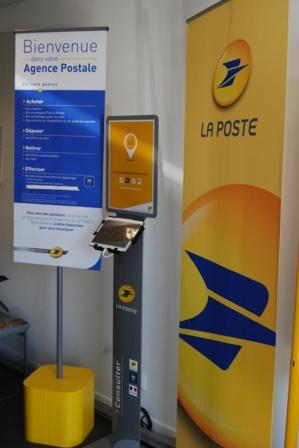 San Giuliano : Une borne numérique à l'agence postale communale