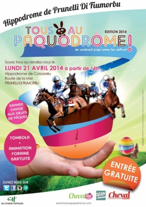Prunelli-di-Fium'Orbu : Tous au paquodrome le 21 avril