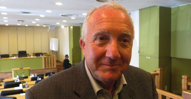 Francis Riolacci, élu de l'opposition.