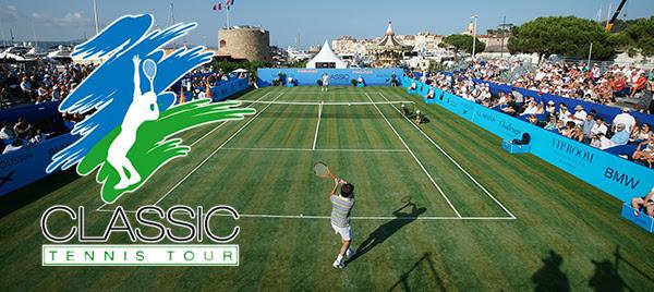 Le Classic Tennis Tour débarque à Porto-Vecchio les 8 et 9 mai prochains !