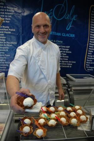 Saint-Florent : José Salge lance Ô'liva, sa glace à l'huile d'olive !