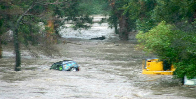 Intempéries de Février : Etat de catastrophe naturelle pour 13 communes de Corse-du-Sud