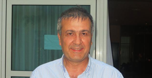 Michel Stefani, élu territorial du groupe Front de gauche.