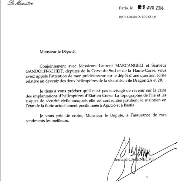 Les députés UMP obtiennent le maintien des unités de la sécurité civile