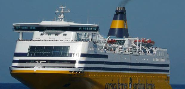 Corsica Ferries : Préavis de grève des dockers CGT d'EGM de Toulon