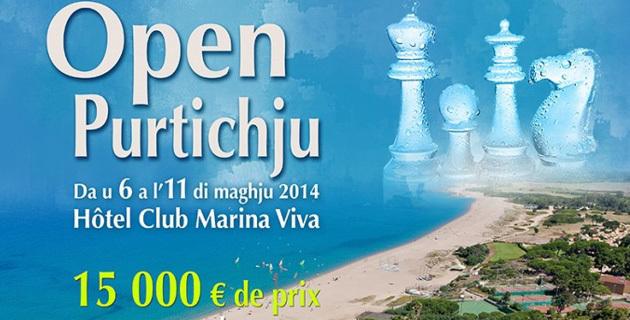 1er Open international d'Échecs de Purtichju : Pour un coup d'essai, c'est un coup de Maîtres !