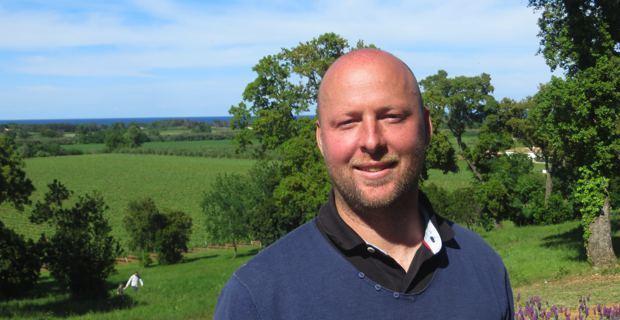 Fabrice Fenouillère, Directeur du Parc Galea.