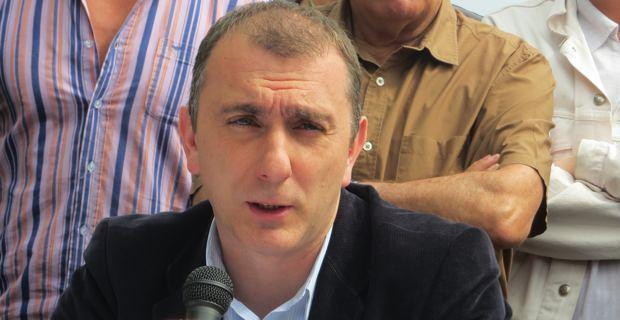 Jean Christophe Angelini, président du groupe Femu a Corsica à l'Assemblée de Corse (CTC), conseiller municipal, communautaire et général de Porto-Vecchio.