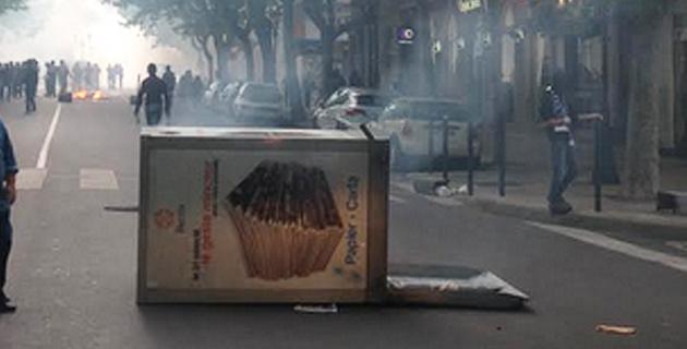 """Le PCF et la manifestation de Bastia : """" Que l'Exécutif de la CTC ait été représenté interpelle"""""""