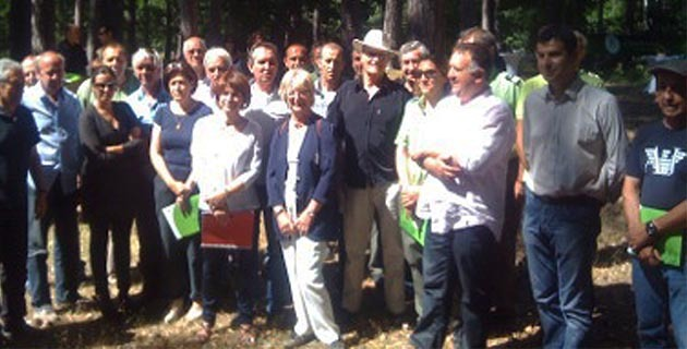 Isula Verde-Total Corse : 10 ans d'action !