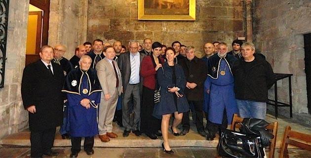 Tempvs Fvgit et l'Attrachju s'étaient déjà produits à l'abbaye Saint Victor au profit d'INSEME