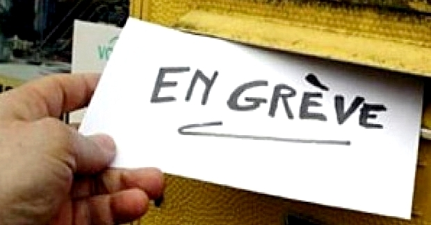 Peu ou pas de distribution du courrier ce mardi dans la Cité Impériale. C'est la conséquence du lancement d'un mouvement de grève illimitée du syndicat CGT et des employés du centre de distribution d'Ajaccio Ville. (DR)
