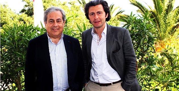 Le soutien d'Ange Santini à Franck Giovannucci