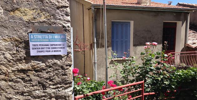 I stretti di i Mulini in Cutuli e Curtichjatu : Les trésors de notre territoire  e di a nostra mimoria !