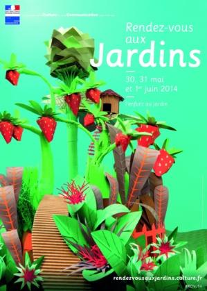 """""""Rendez vous au jardin"""" du 30 mai au 1° juin à Ajaccio"""