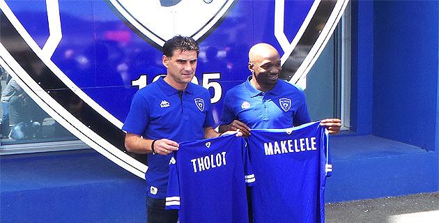 Makelele-Tholot au Sporting : C'est fait !