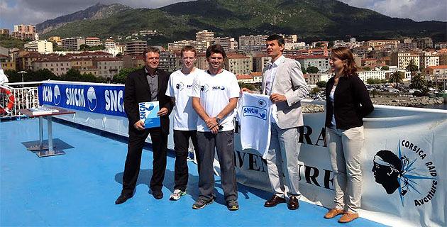 20e Corsica Raid Aventure : Le bel âge