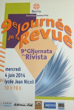Bastia : 9a Ghjurnata di a rivista, au lycée professionnel Jean-Nicoli
