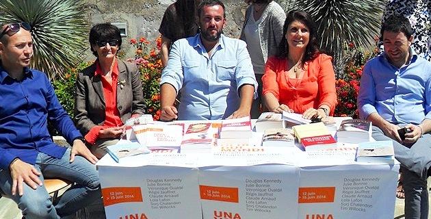 """""""Una Volta dui mondi"""" : Les rencontres littéraires de Bastia"""