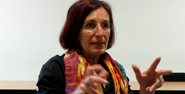 Dominique Nadaud, déléguée départementale aux droits de la femme et à l'égalité entre les hommes et les femmes