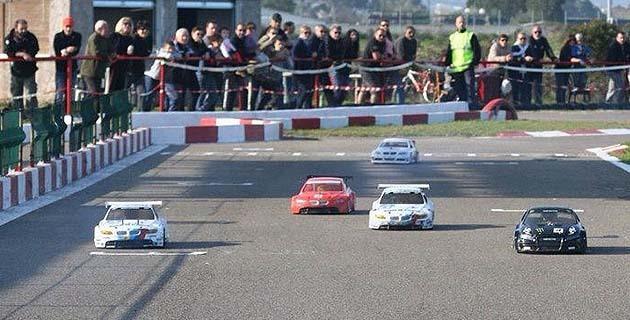 Voitures radio commandées : 4e manche du championnat de Corse à Biguglia