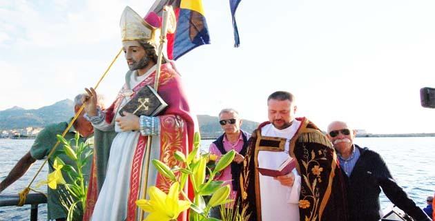 Saint Erasme fêté avec faste par les Ile-roussiens !