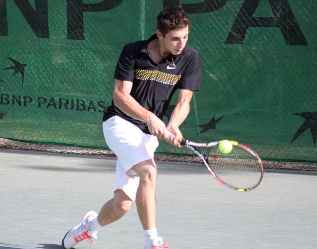 Journée-marathon aux championnats de Corse de tennis