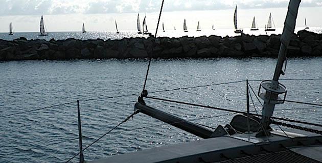 Yacht club de Campuloru : Chorus remporte la neuvième Route Tyrrhénienne